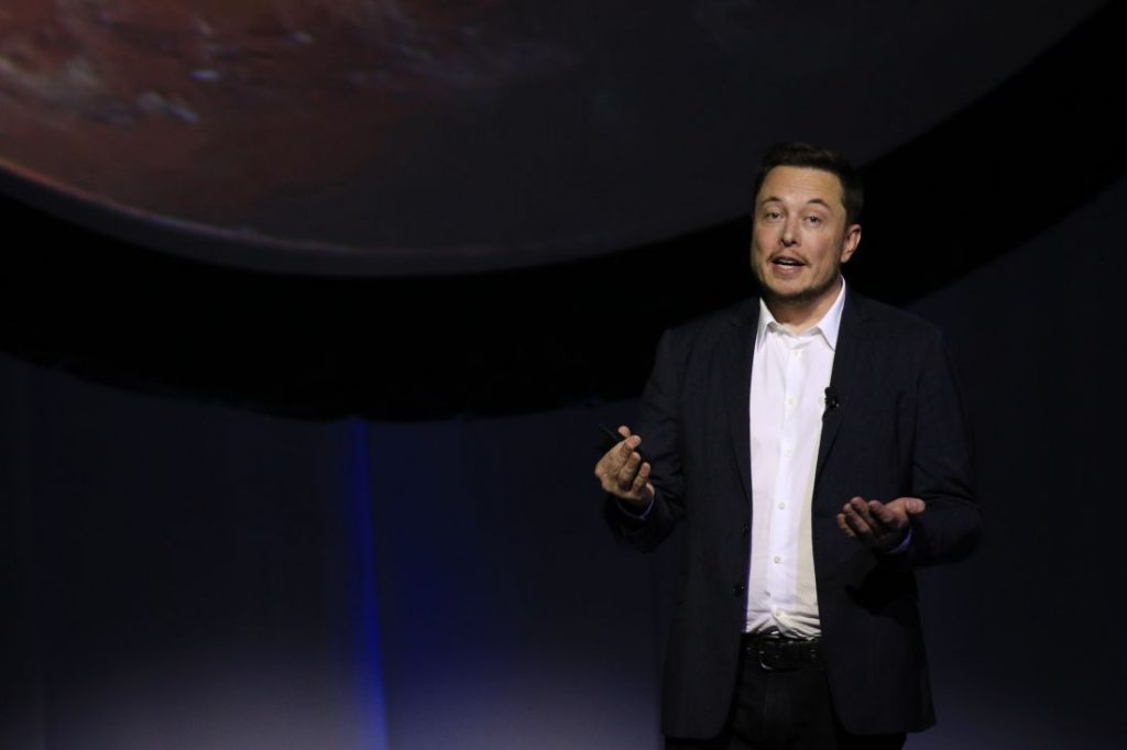 Elon Musk will attend IAC2017
