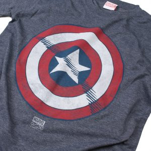 Marvel Comics - Captain America Shield T-Shirt