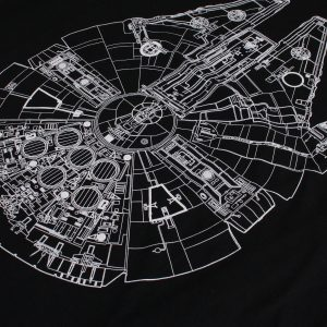 Star Wars Millenium Falke T-Shirt